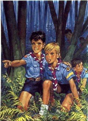 joubert-scout