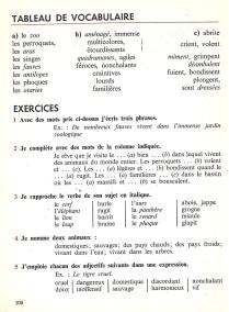 Picard Cabau Jughon Mon nouveau vocabulaire français