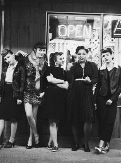 vintage rockabilly collect Sidony Pinteresrt