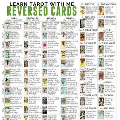 a carte tarots